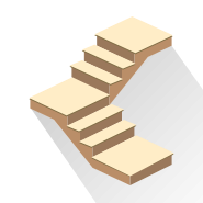 Расчет деревянных лестниц онлайн калькуляторами