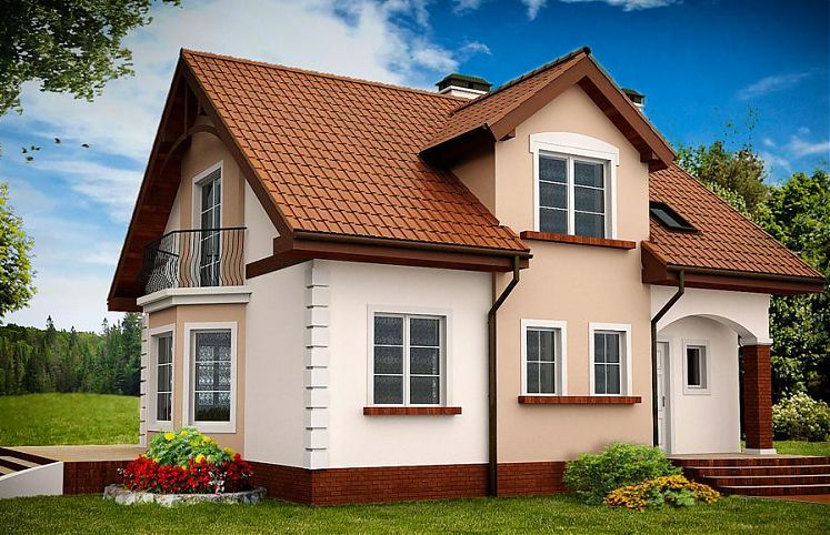 Types of mansard roofs photos