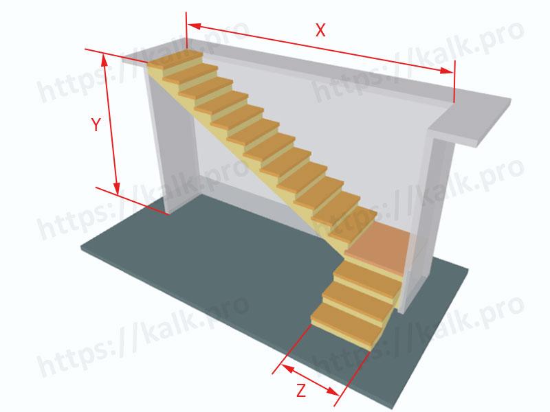 Программа для расчета деревянных лестниц скачать