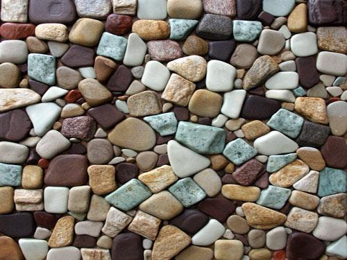 Галька, щебень и песок в строительстве