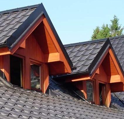 The types of roofs