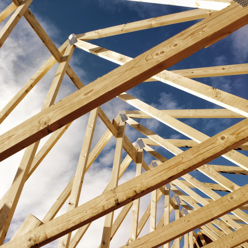 Стропильная система крыши: устройство, элементы