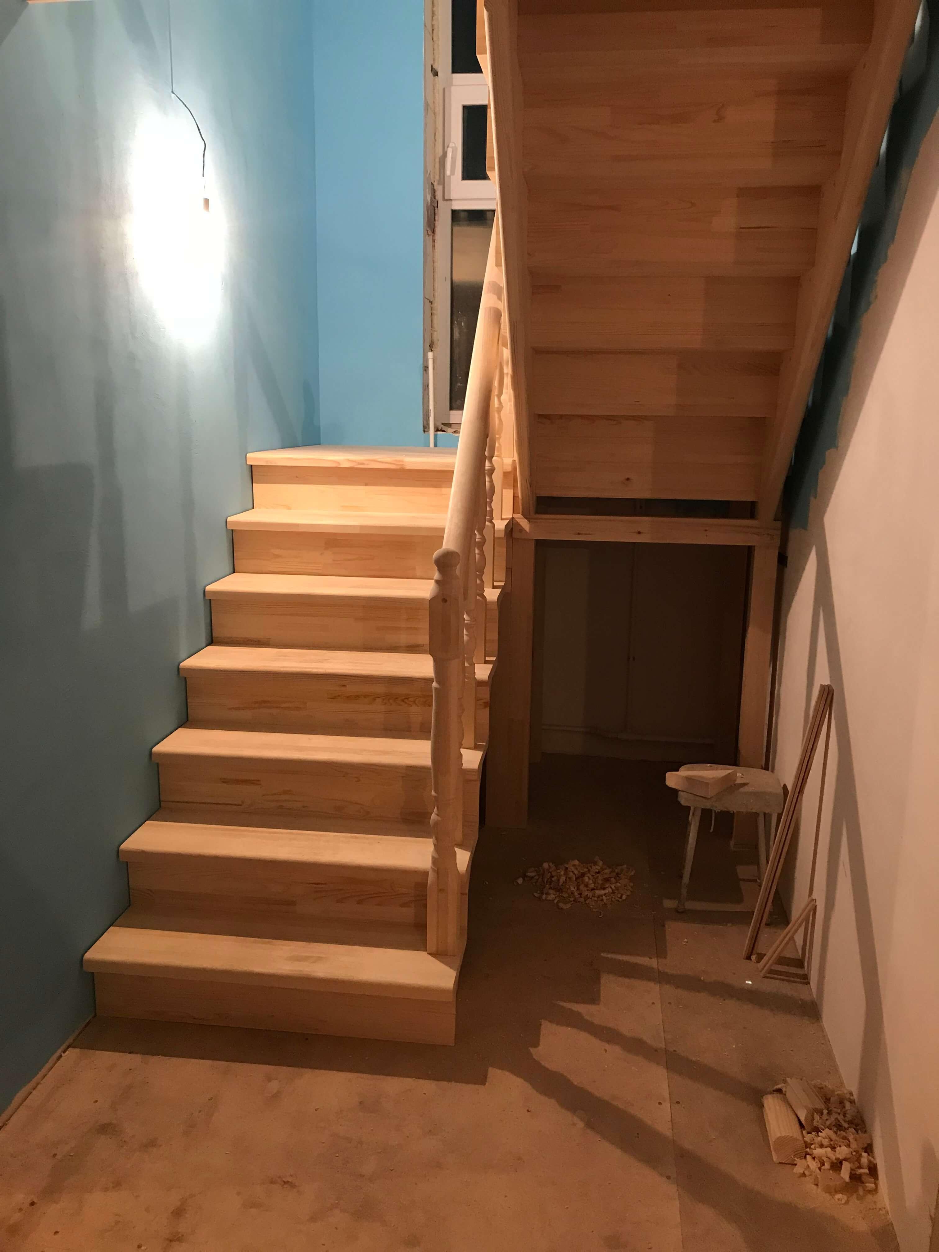 Лестница от души