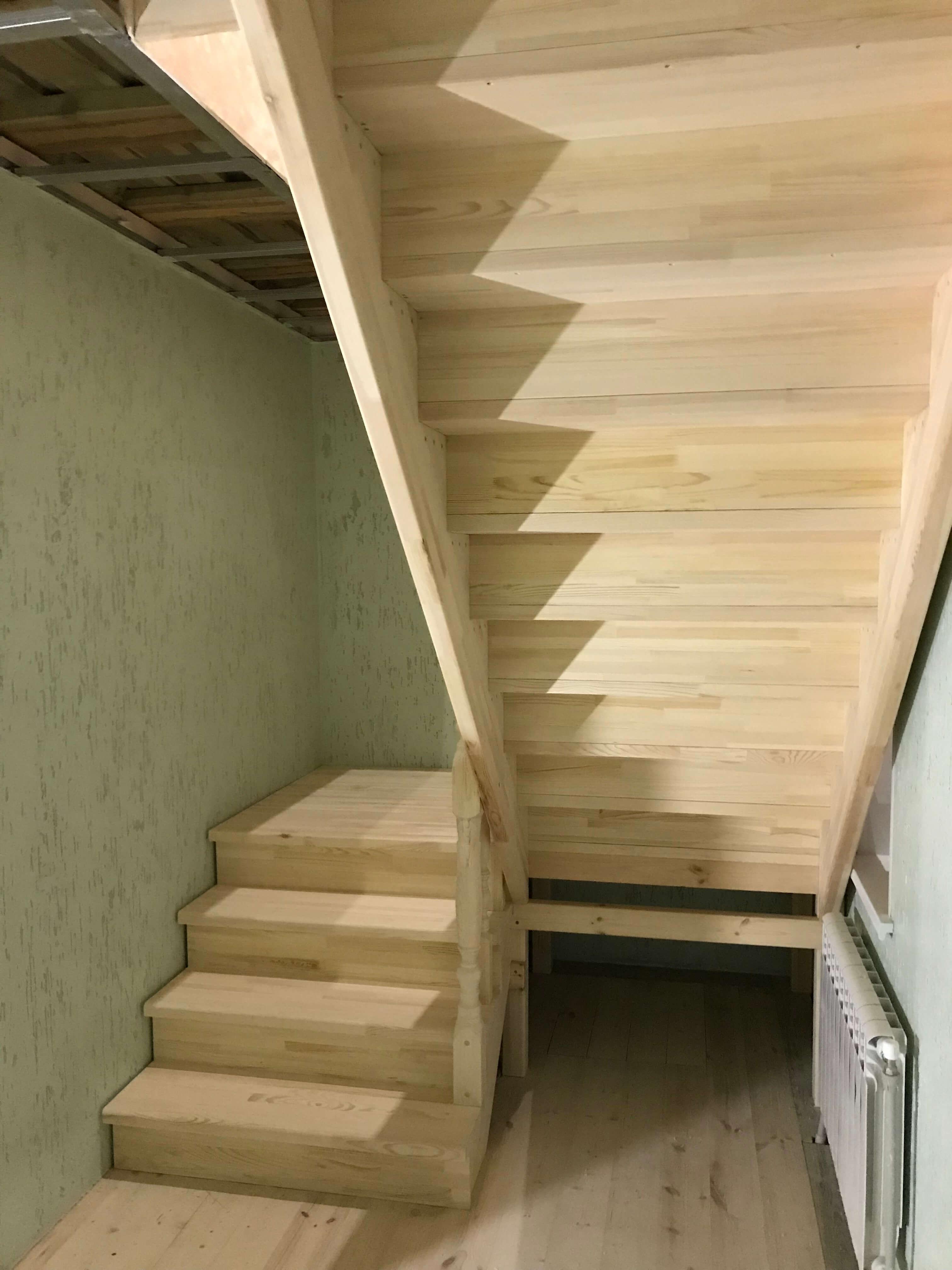 Как легко сделать любую лестницу?