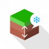 Глубина промерзания грунта в вологодской области